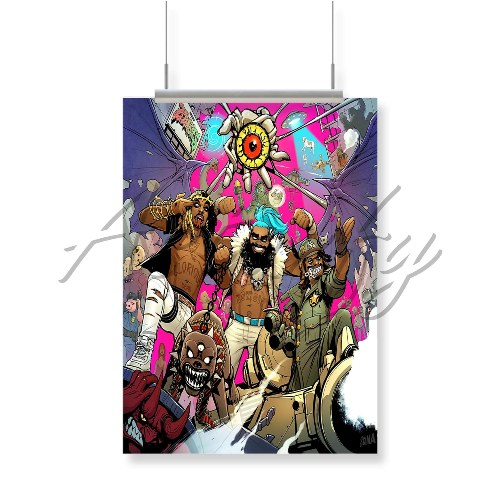 Astanfy 3001 A Laced Odysse Custom Personalized Poster Print
