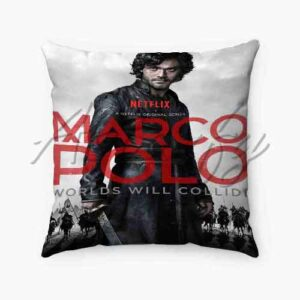 Astanfy Marco Polo Custom Pillow Case Cover