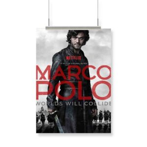 Astanfy Marco Polo Custom Personalized Poster Print
